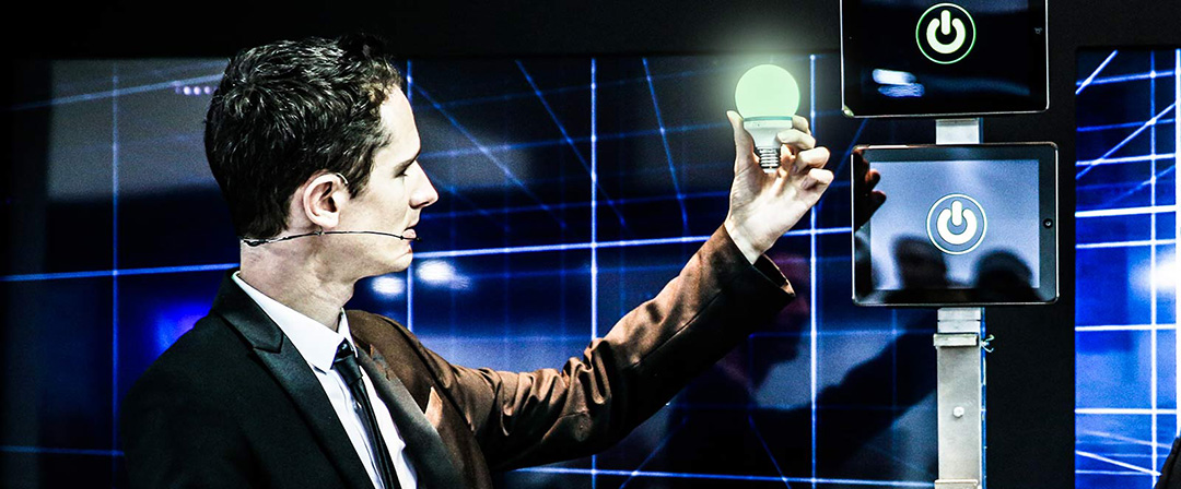Technology Magic Show in Las Vegas, NV | The most modern